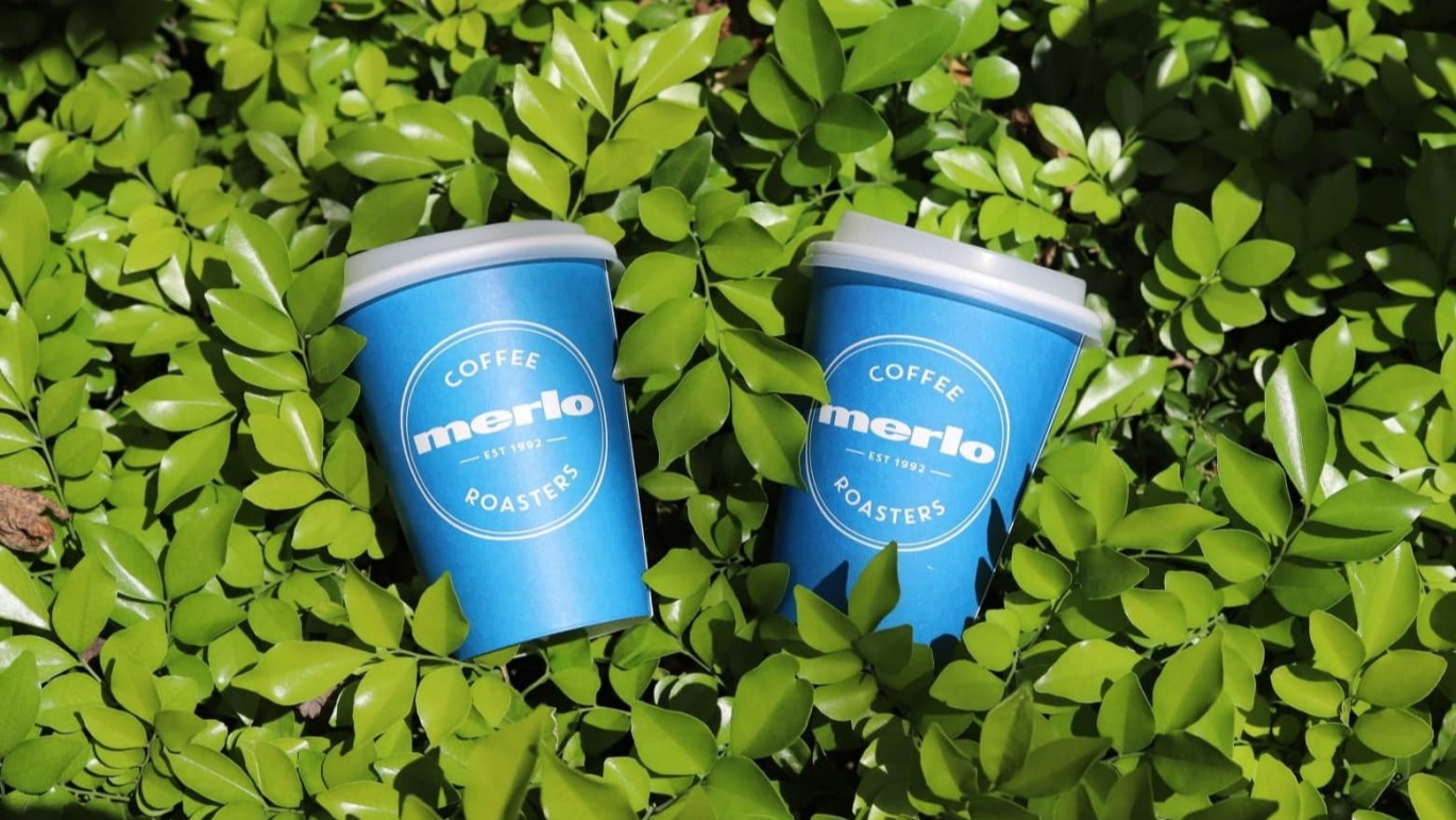 Merlo Coffee Takeaway Available