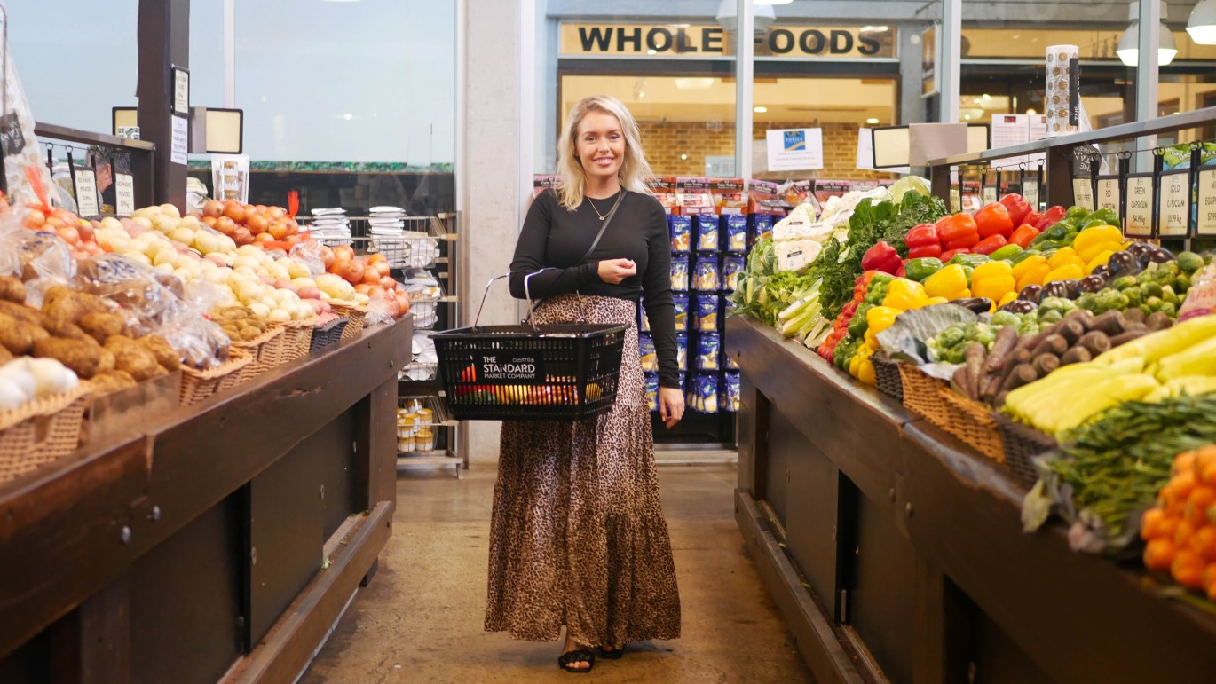 Meet our guest food editor, Ashe Hornsby