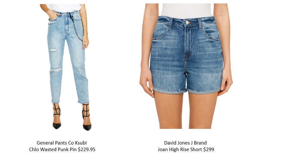"""8066d74a69 I find you can get some great pairs from General Pants. If you're looking  to spend a bit more money, Ksubi jeans really hold their shape"""" - Violet"""