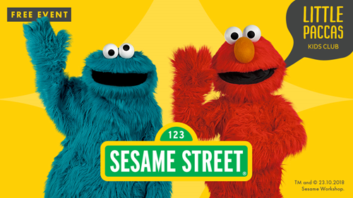 LET ME TELL YOU HOW TO GET TO SESAME STREET
