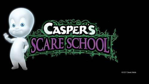 FREE CASPER'S SCARE SCHOOL SHOW & WORKSHOP
