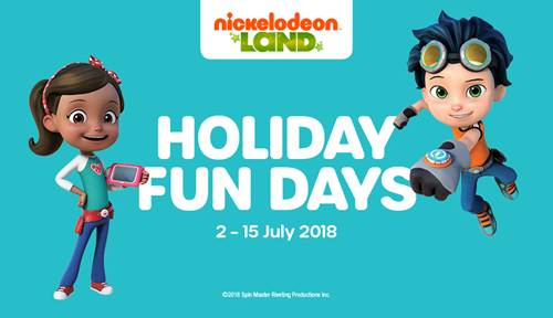 NICKELODEON FUN FOR LITTLE ONES