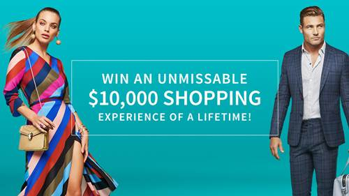 SAY WHAT? $10,000 TO SPEND AT PACIFIC FAIR!