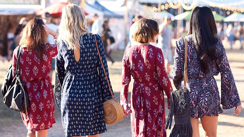 YOUR ULTIMATE FESTIVAL FASHION CHEAT SHEET