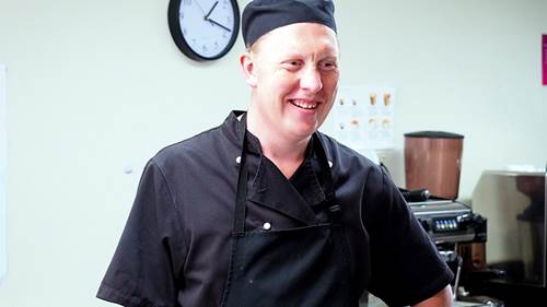 MEET GOLD COAST'S MOST INSPIRATIONAL CHEF