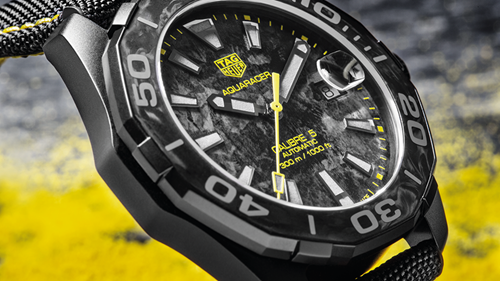 WIN TICKETS TO THE EXCLUSIVE TAG HEUER LAUNCH