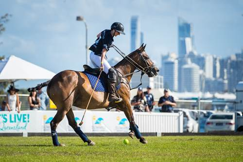 Pacific Fair Magic Millions Polo